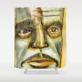 Karloff Shower Curtain