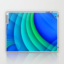 time for abstraction -20- Laptop & iPad Skin
