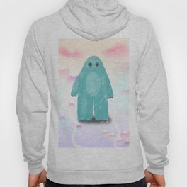 Snow monster Hoody