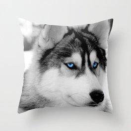 The Splash Throw Pillow
