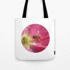 flower fly macro VII Tote Bag