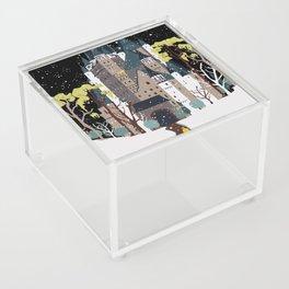 castle Acrylic Box
