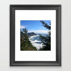 Open Ocean Framed Art Print