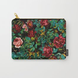Rose Night Garden Carry-All Pouch