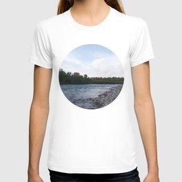 River Calgary T-shirt