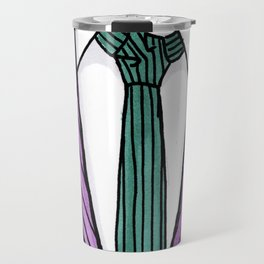 Haunted Suit Travel Mug