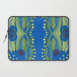 Transitions - Waves of Temporary Tranquility Laptop Sleeve