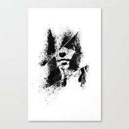 HELLO // GOODBYE Canvas Print