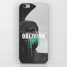 Oblivion iPhone & iPod Skin