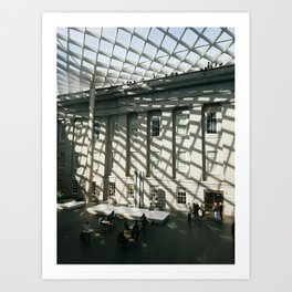 National Portrait Gallery Art Print