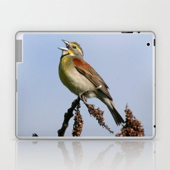 Dickcissel Laptop & iPad Skin