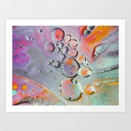 Luminus Flux Art Print