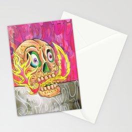 Spooky Spooky Stationery Cards