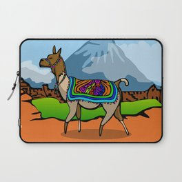 Lofty Llama Laptop Sleeve