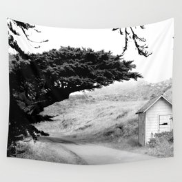 Alone Wall Tapestry