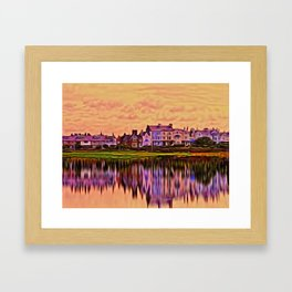 Imagine (Digital Art) Framed Art Print