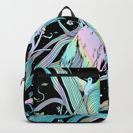Wild Emergence (Warm Freeze) Backpack