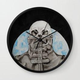 Cloak of Night Wall Clock