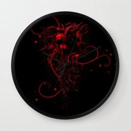 My Bleeding Heart. Wall Clock