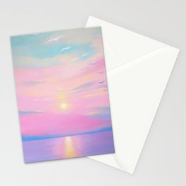 """""""Open Sea"""" Stationery Cards"""