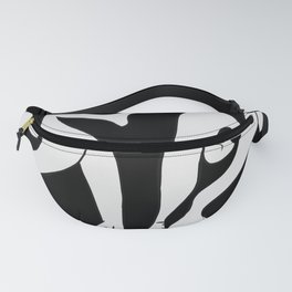 Picasso - Black and White #1 Fanny Pack