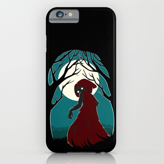 Red Riding Hood 2 iPhone & iPod Case