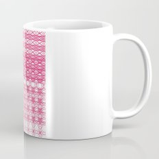 Filigree Floral Coffee Mug