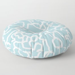 abstract siluet Floor Pillow
