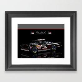 #DaleEarnhardt 1956 Chevy #NASCAR Framed Art Print