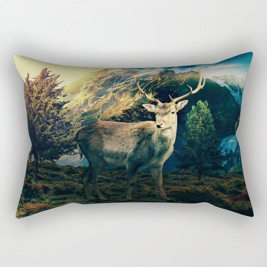 Deer VI Rectangular Pillow