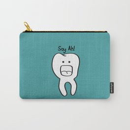 Say Ah! Carry-All Pouch