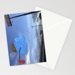 Traveler Cloud Stationery Cards