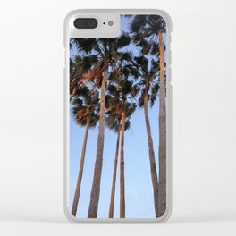 Palm Tree Photography | Miami Florida | Tropical Art | Exotic Clear iPhone Case