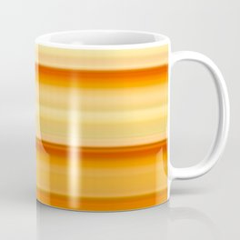 summer time striped pattern Coffee Mug
