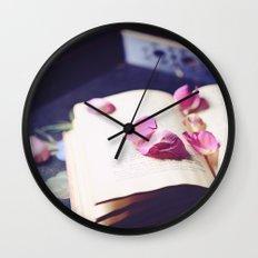 scattered memories Wall Clock