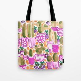Sorority Plants Tote Bag