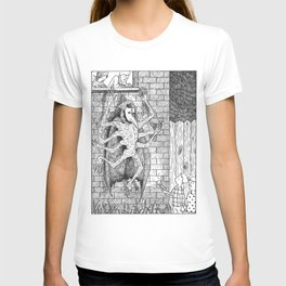 The Burglar T-shirt