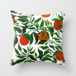 Spring series no.3 Throw Pillow
