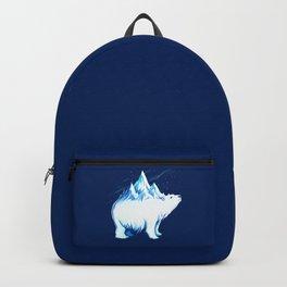 Icebearg Polar Bear Backpack
