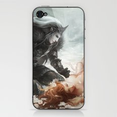 Hades and Persephone iPhone & iPod Skin