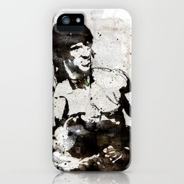 Rambo iPhone Case