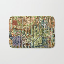 Driving Out Miss Martineau Bath Mat
