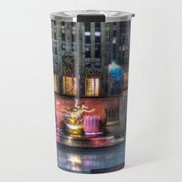 Lights & Colours Travel Mug