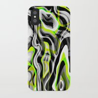 neon iPhone & iPod Cases featuring Neon by Marta Olga Klara