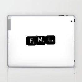 FML Laptop & iPad Skin