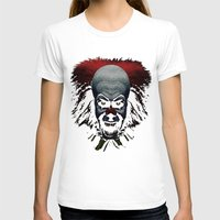 pennywise T-shirts featuring Pennywise by John Medbury (LAZY J Studios)