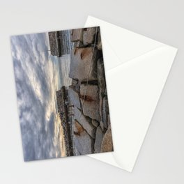 Lanes Cove on a cloudy afternoon Stationery Cards