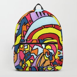 Glimpse of my soul 2 Backpack