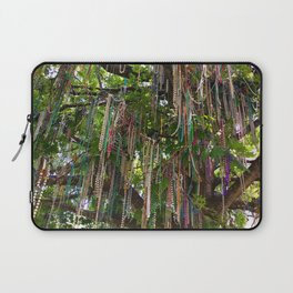Bead Tree (New Orleans) Laptop Sleeve