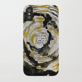 i fell in love with the sun iPhone Case